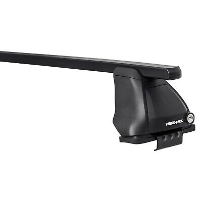 For Chevy Spark EV 14-16 Rhino-Rack JB0381 Euro 2500 Black Roof Rack System