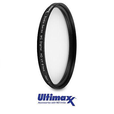 58mm UV Digital Ultraviolet Lens Glass Filter 58 mm Nikon Canon Sony (Ultraviolet Glasses)
