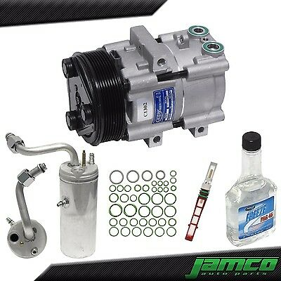 New AC Compressor Kit A/C for Ford Super Duty F250 F350 F450 See Compatibility
