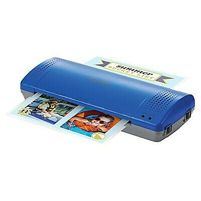 Swingline Inspire Plus Thermal Blue Laminator With 5 Pouches - Laminates Up T...