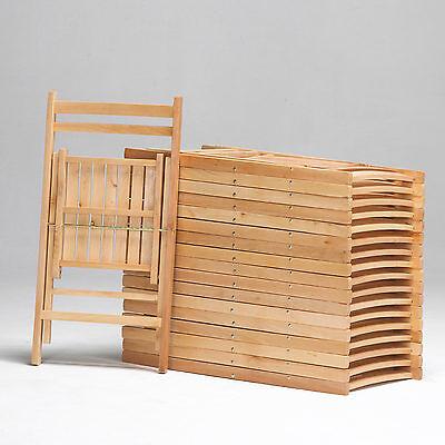 Sillas plegables madera de segunda mano solo 4 al 70 for Precio de sillas plegables