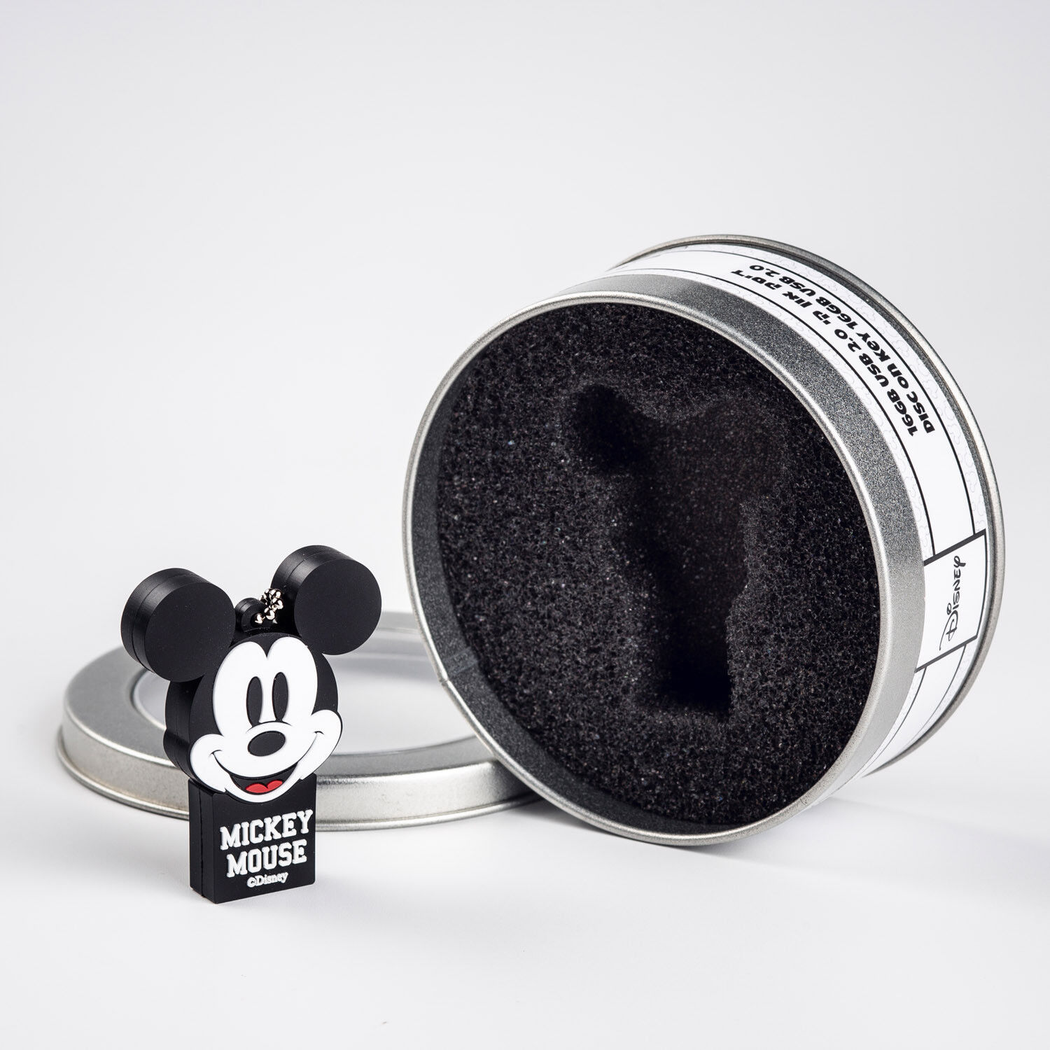 Disney  Mickey Mouse 16GB USB Flash Drive in a Gift Box