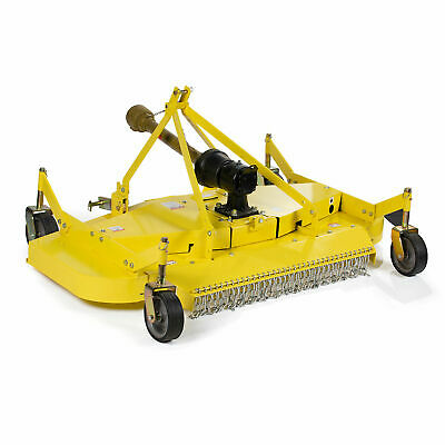Titan Attachments Finishing Mower 60 Cat 1 3 Point Quick Hitch Lawn Grass