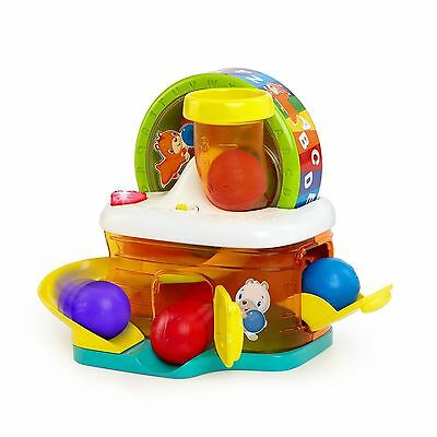 Bright Starts Having A Ball ABC Hamster House -Alphabet Sounds 6 Months Plus NEW