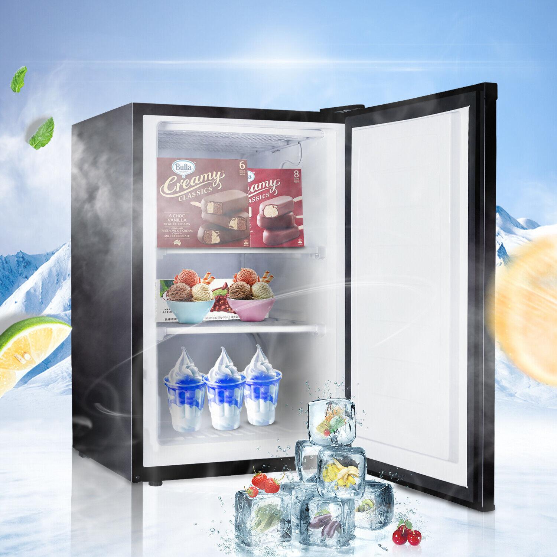 ELECWISH Mini Refrigerator Fridge 3.0 CU FT Freezer Energy E