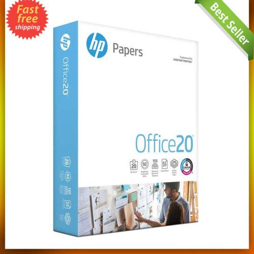 HP Printer Paper Office 20 8.5 x 11 Copy Print Letter Size 1 Ream 500 Sheet Best