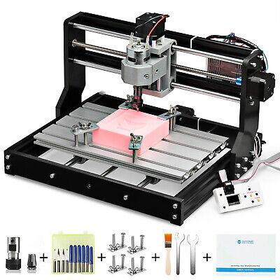 Sainsmart Genmitsu Cnc Router Kit 3018-pro Carving Milling Engraving Machine Us