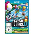 New Super Mario Bros.. U Nintendo Wii U Video Games