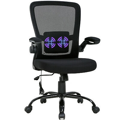 Home Office Chair Ergonomic Desk Chair Massage Computer Chair Swivel Rolling