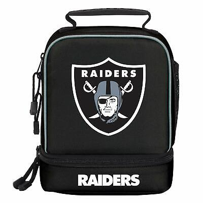The Northwest Company NFL Oakland Raiders Spark Lunch Bag - Nfl Lunch Bag