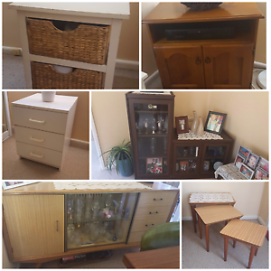 Moving sale.  Lots of funiture priced $10-$60 each item Cartwright Liverpool Area Preview