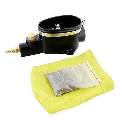 Photo ABN | Pneumatic Spark Plug Cleaner – Spark Plug Sandblaster with Abrasive Media