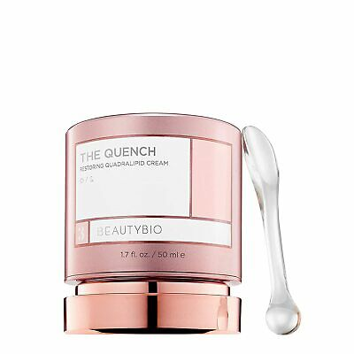 BeautyBio The Quench Quadralipid Skin Recovery Cream