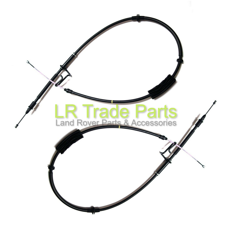 Land Rover Freelander 1 O//S Handbrake Cable To YA SPB101301