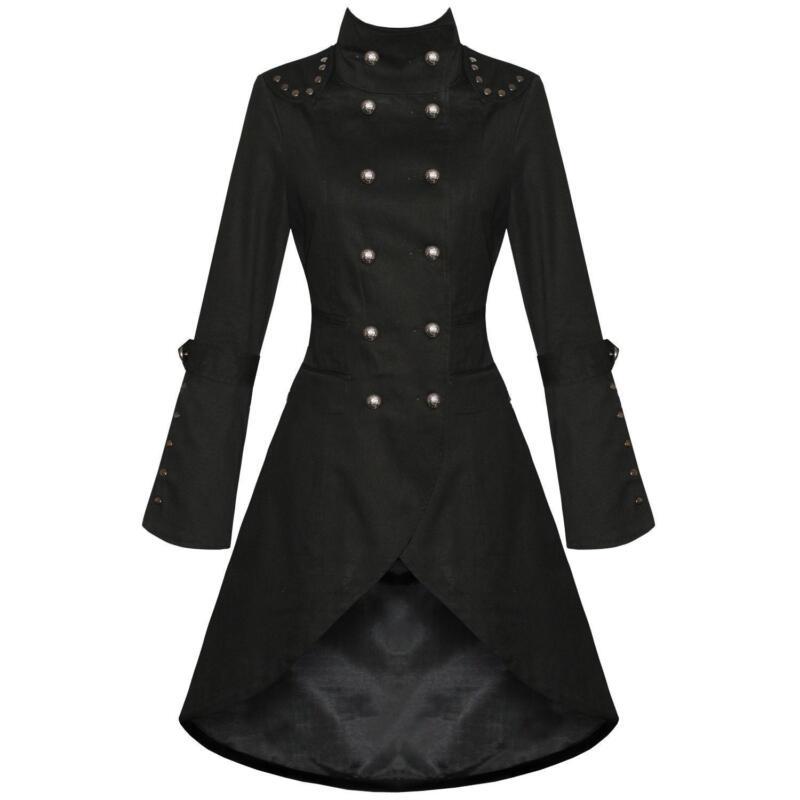 Womens Gothic Coats | eBay