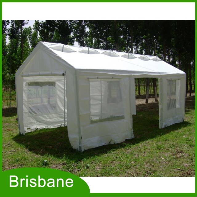 3x6m Gazebo Portable Carport Marquee Tent QLD | Other Home ...