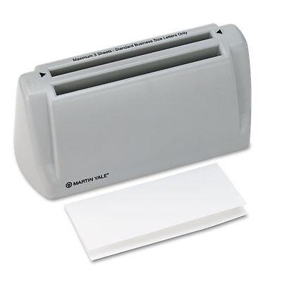 Martin Yale Model P6200 Desktop Paper Folder 1800 Sheetshour