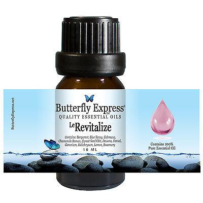 Le Revitalize Essential Oil Blend 10 ml Revitalizing Essential Oil Blend
