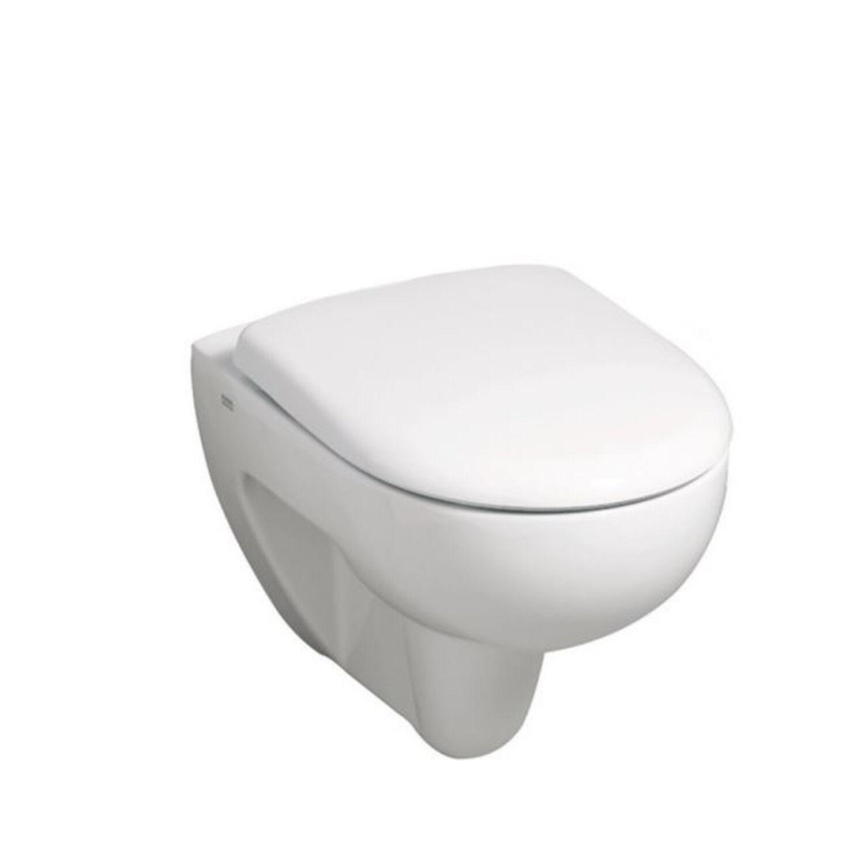Geberit Tiefspül-WC Renova Nr. 1 203050 4,5/6l spülrandlos wandhängend rimfree