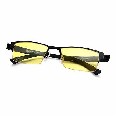 KLIM Optics Brillen mit Blaulichtfilter – Hoher Schutz - Gaming Brillen