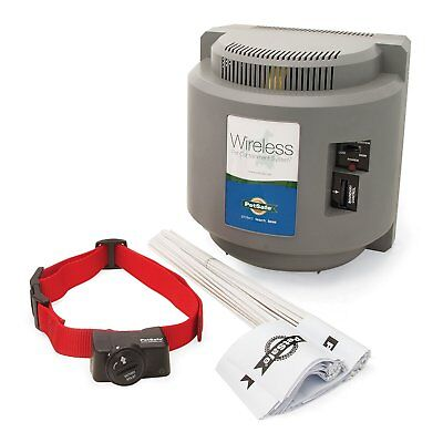 Wireless Fence System PetSafe Containment Covers Up To 1/2 Acre, For Dogs 8