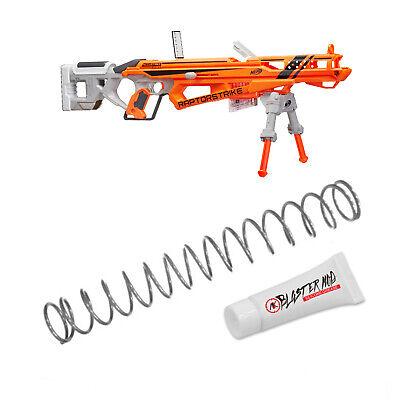 Modification Upgrade 7KG Spring for Nerf Accustrike RaptorStrike Blasters Toy