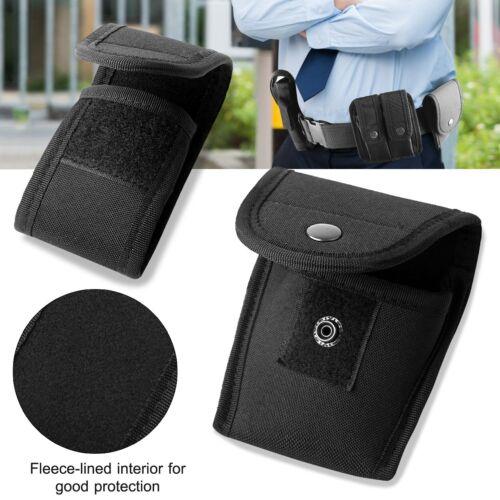 POLICE SECURITY GUARD MODULAR LAW ENFORCEMENT EQUIPMENT DUTY BELT TACTICAL NYLON
