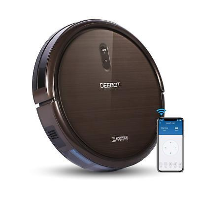 Ecovacs DEEBOT N79S Robotic Vacuum Cleaner (Black)