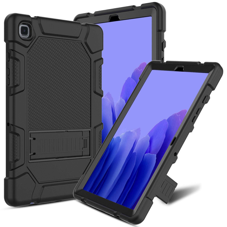 For Samsung Galaxy Tab A7 10.4  E 9.6  A 10.1 Rugged TPU Kickstand Case Cover