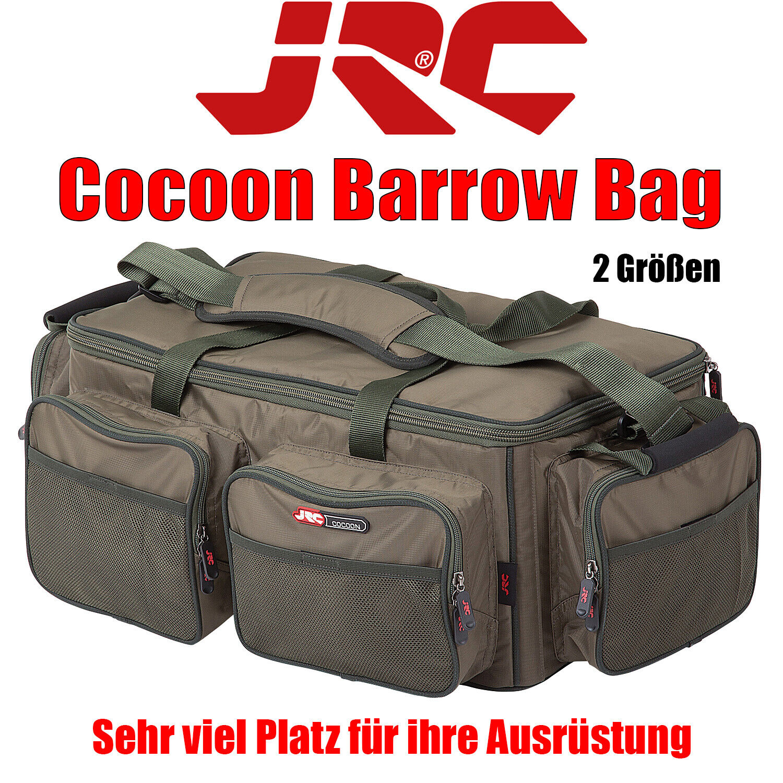 JRC Cocoon Barrow Bag - Zubehörtasche Carryall Trolleytasche Karpfen Carp