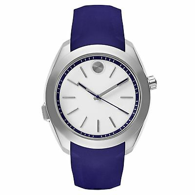 Movado 3660011 Men's Bold Motion White Quartz Watch
