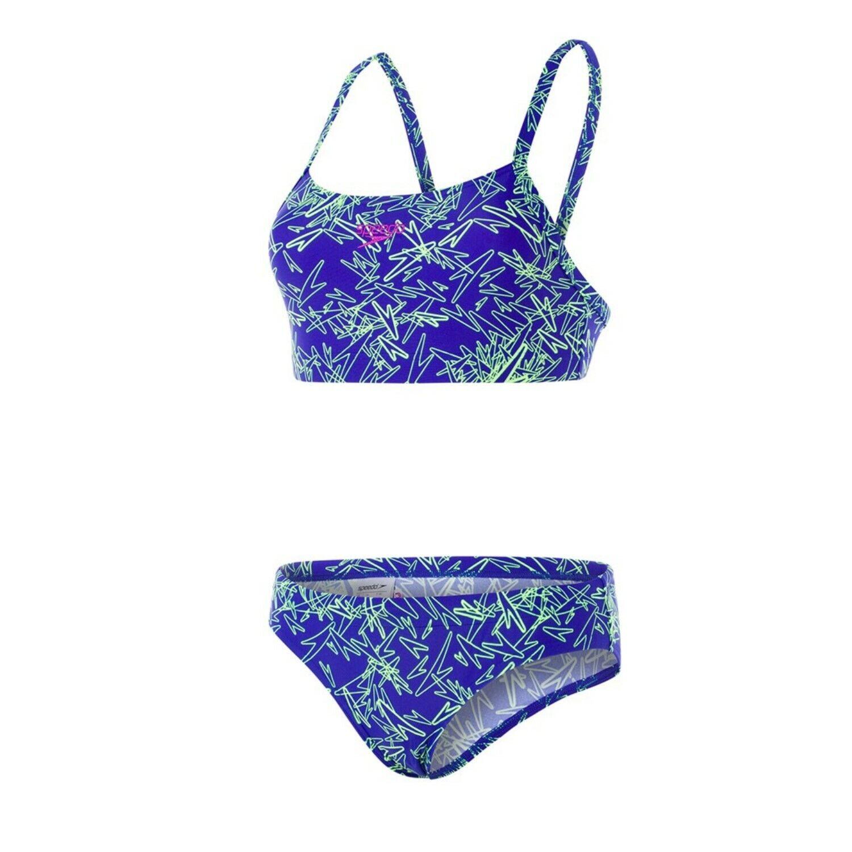 Speedo Sport Bikini Damen Boom Endurance®10 elastisches Unterbrustband UV 50+