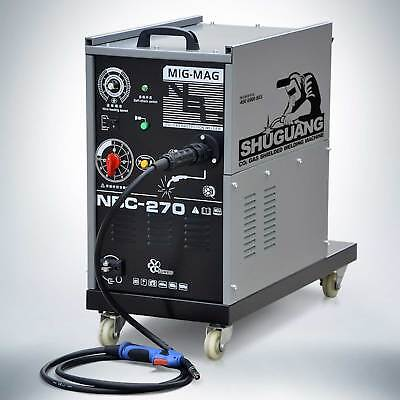 Nbc-270 Mig Welding Co2 Gas Shielded Machine 220v Infrared Curing Lamp
