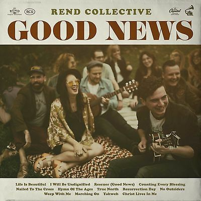 Good News By  Rend Collective   Audio Cd   Pop   Contemporary  New
