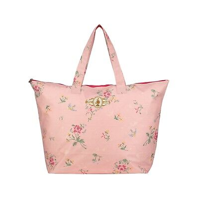 PiP Studio Beach Bag Granny Pip Pink Rosa Strandtasche Blumen Blüten Sommer