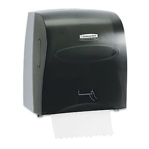 Kimberly-Clark Professional Slimroll Paper Towel Dispenser Smoke/Gray - New Item