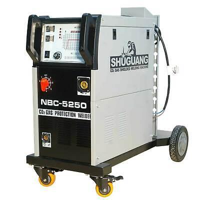 Nbc-5250t Mig Welding Co2 Gas Shielded Machine 220v