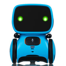 Contixo R1 Kids Interactive Voice-Controlled Touch Sensor Smart Mini Robot Toy