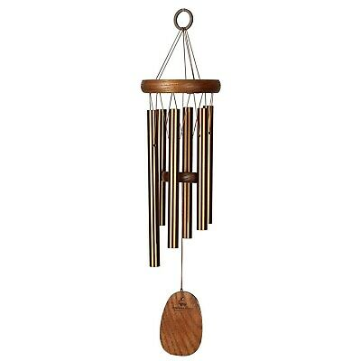 Woodstock Chimes Amazing Grace Chime - Small, Bronze Wind, One size