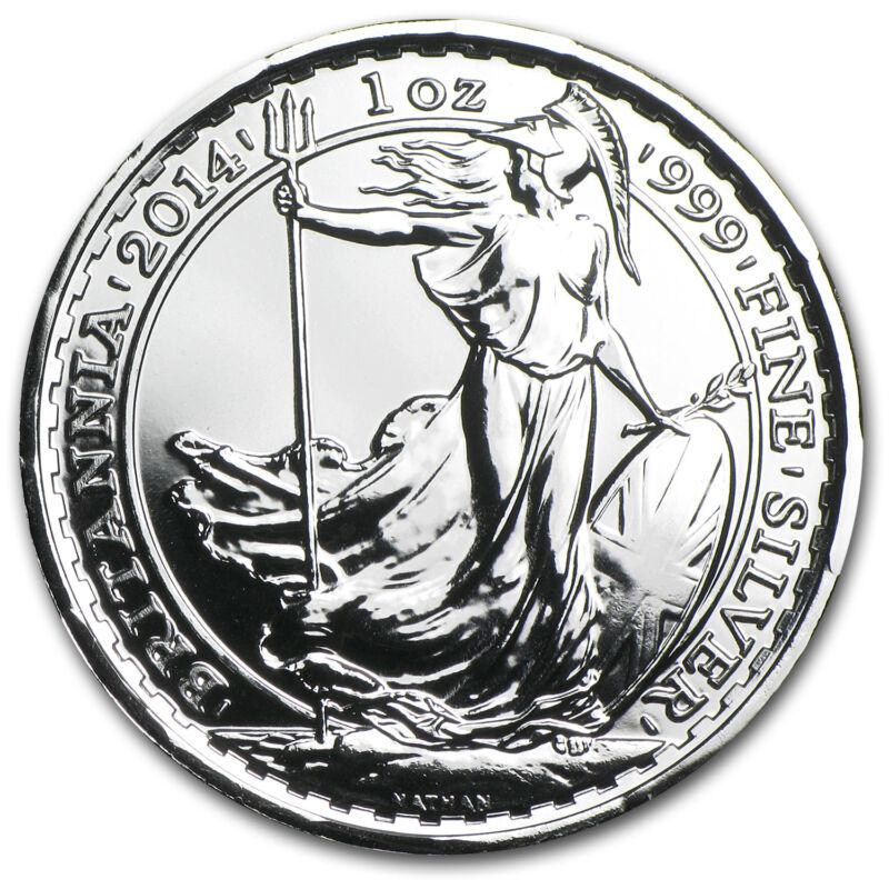 Britannia Silver Coin Ebay