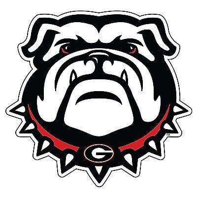 UGA New GEORGIA Bulldog Cornhole Decals / SET of (Georgia Set)
