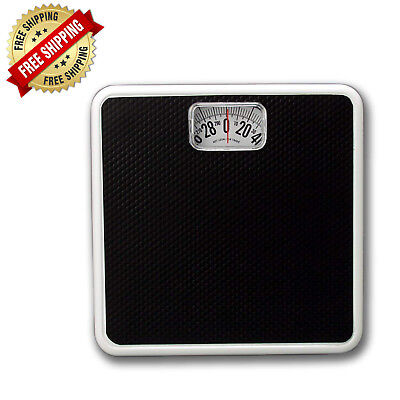 Bathroom Weighing Scale Weight Loss Analog Best Gym Home Manual Dial 300 (Best Bathroom Scales)