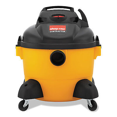 Shop-vac Right Stuff Wetdry Vacuum 8 Amps 19lbs Yellowblack 9650610