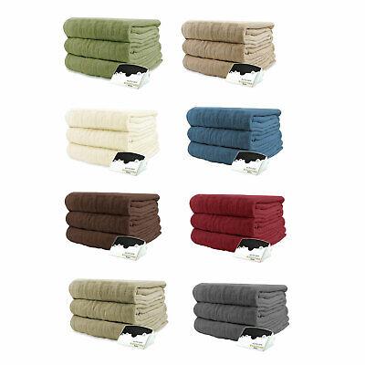 Biddeford Luxurious MicroPlush Electric Heated Blanket Twin