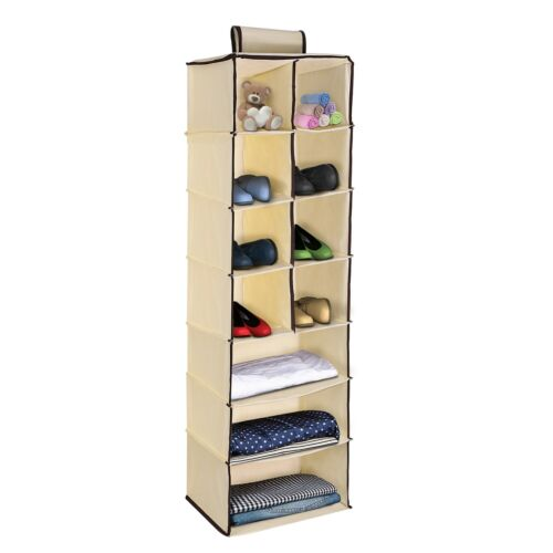 Hanging Closet Shelves Cabinet Storage Organizer Shelf For C