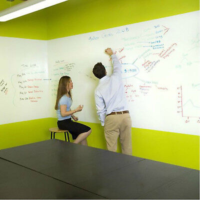 Green House Removable Whiteboard Sticker Dry Erase Whiteboard Wall Decal Sticker