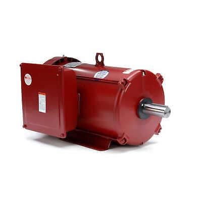 Leeson Electric Motor 140414.00 10 Hp 1800 Rpm 1-ph 230 Volt 215t Frame