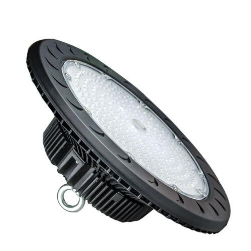 LED High Bay Light,200W UFO Hi-Bay Lighting,110-277V,ETL Lis