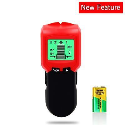 Stud Finder, 3 in 1 Multi-Function Wall Stud Sensor Detector with LCD Display