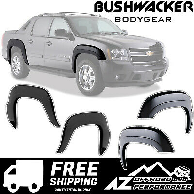 Bushwacker OE Style Fender Flare Set for 07-13 Chevy Avalanche 40933-02